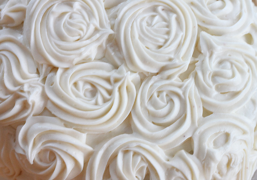 Highly Medicated ButterCream Icing
