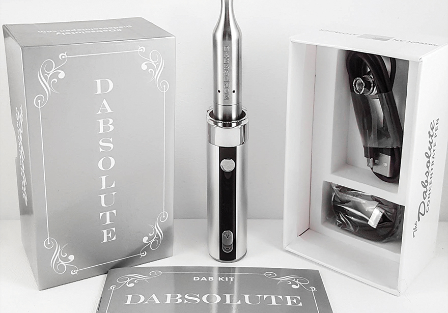 DABSOLUTE CONCENTRATE PEN REVIEW