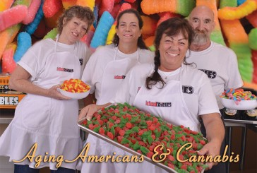 BEHIND THE SCENES WITH INFUSED EDIBLES