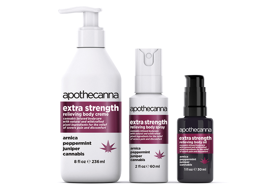 BREAK THEM IN WITH TOPICALS: APOTHECANNA REVIEW
