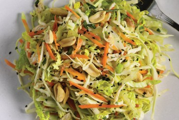 Medible Recipe: Canna Chinese Chicken Salad