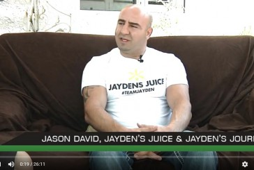 Interview with Jason David Creator of Jaydens Juice and Jaydens Journey