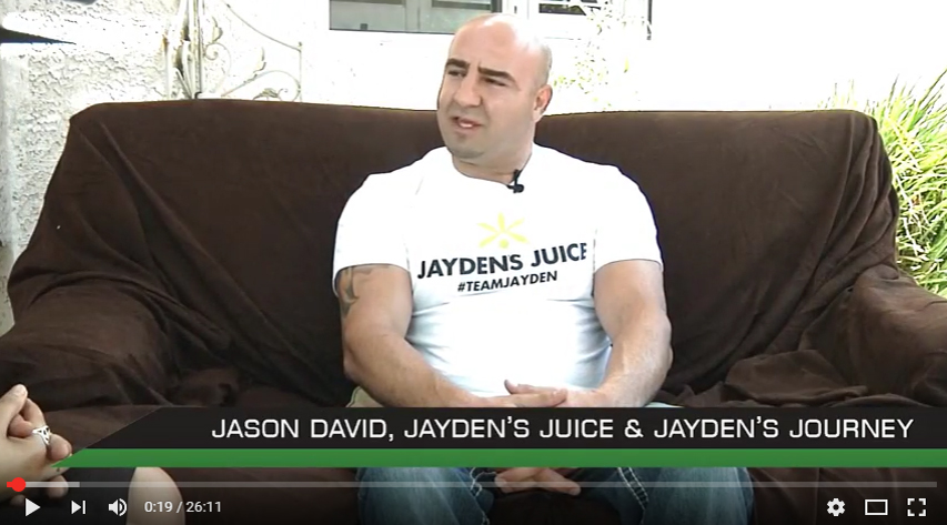 Jason David Jaydens Juice Jaydens Journey