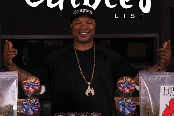XZIBIT STAKES HIS CLAIM IN CANNABIS