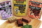 Edible Review: Swerve Confections & Melts, Snooze Bar