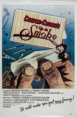 Top 10 Stoner Movies of All Time - Number 1 -Up in Smoke