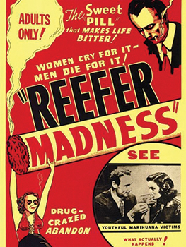 Top 10 Stoner Movies of All Time - Bonus - Reefer Madness