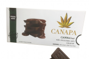 Edible Review: Canapa Milk Chocolate With Caramel