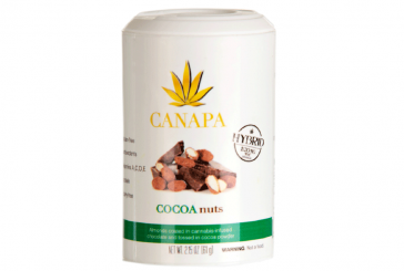 Edible Review: Canapa Cocoa Nuts