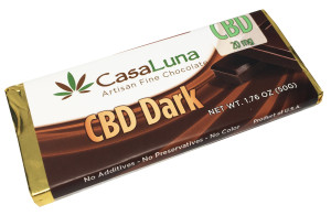 Edible Review: Casa Luna – Organic Dark Chocolate