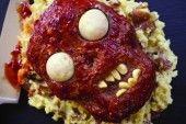 Medible Recipe: Medicated Halloween Zombie Meatloaf