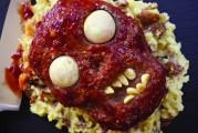 Medible Recipe: Medicated Halloween Zombie Meatloaf