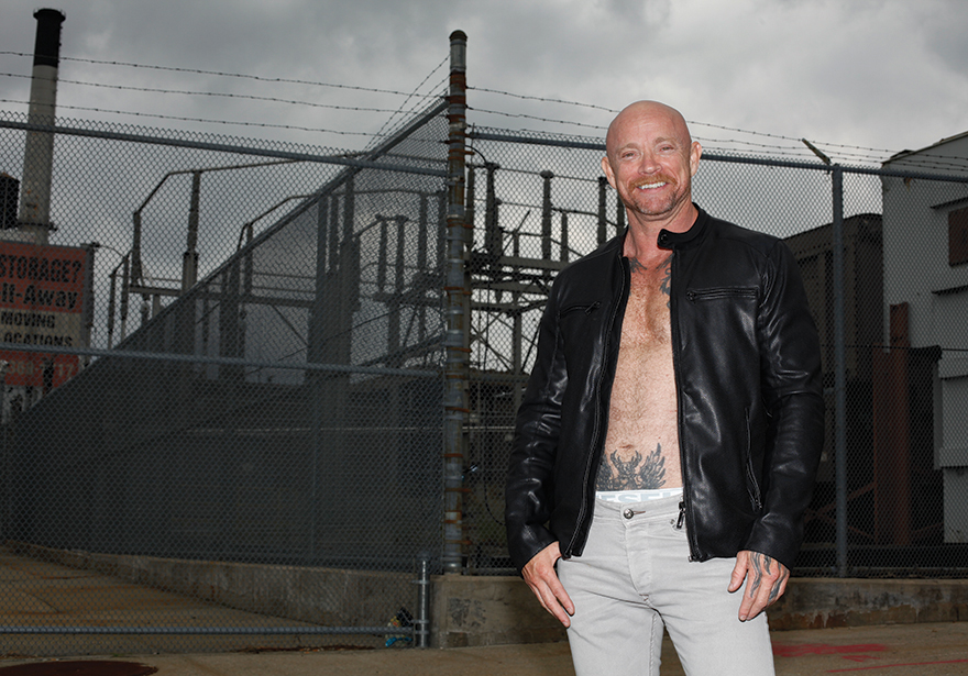 An Infused Conversation with Buck Angel