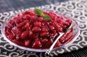 Cran-Canna-Berry Sauce