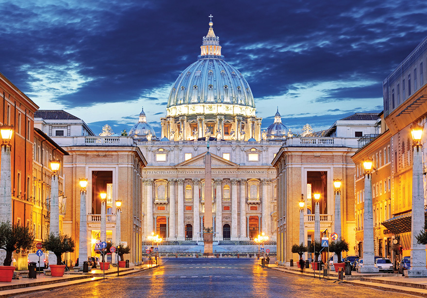 Catholic Church Donates $850,000 to Fight Cannabis Legalization
