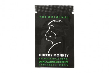 Cheeky Monkey Oral Cannabis Strips