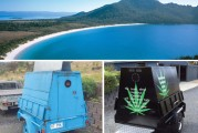 Crowdfunded Educational Cannabis Project Launched in Tasmania