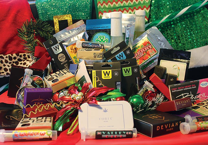 Holiday Ganja Gift Guide