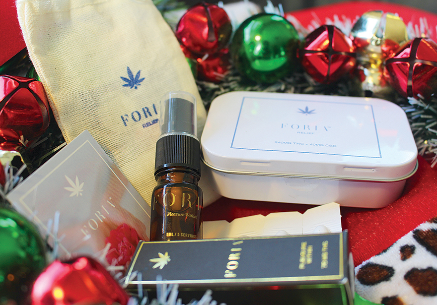 Foria_Female_Personal_Lubricant_Holiday_Ganja_Gift_Guide_Edibles_Magazine