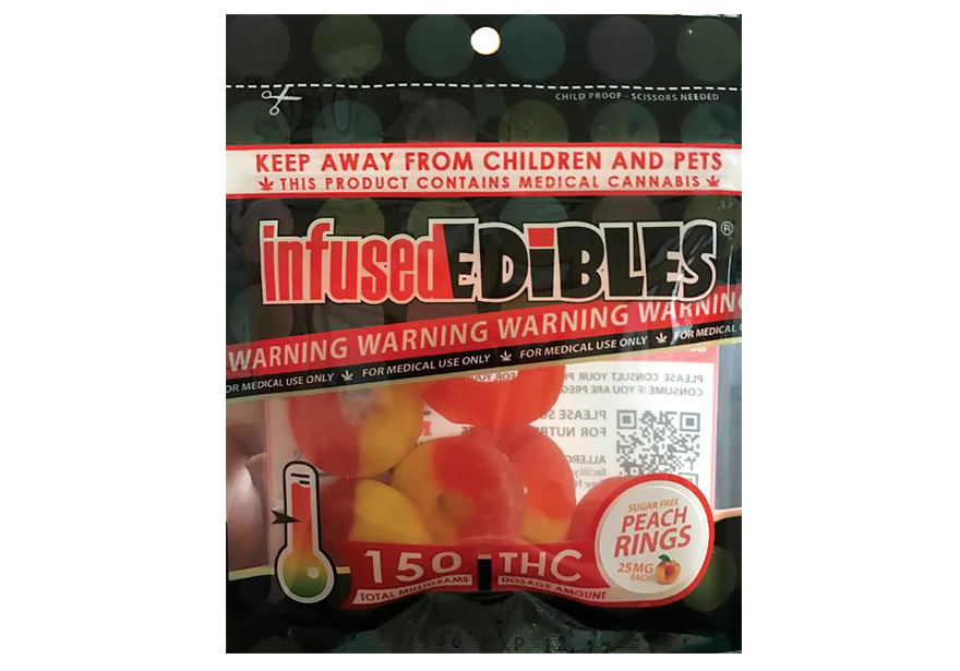 Infused_Edibles_Sugar_Free_Gummies_Holiday_Ganja_Gift_Guide_Edibles_Magazine