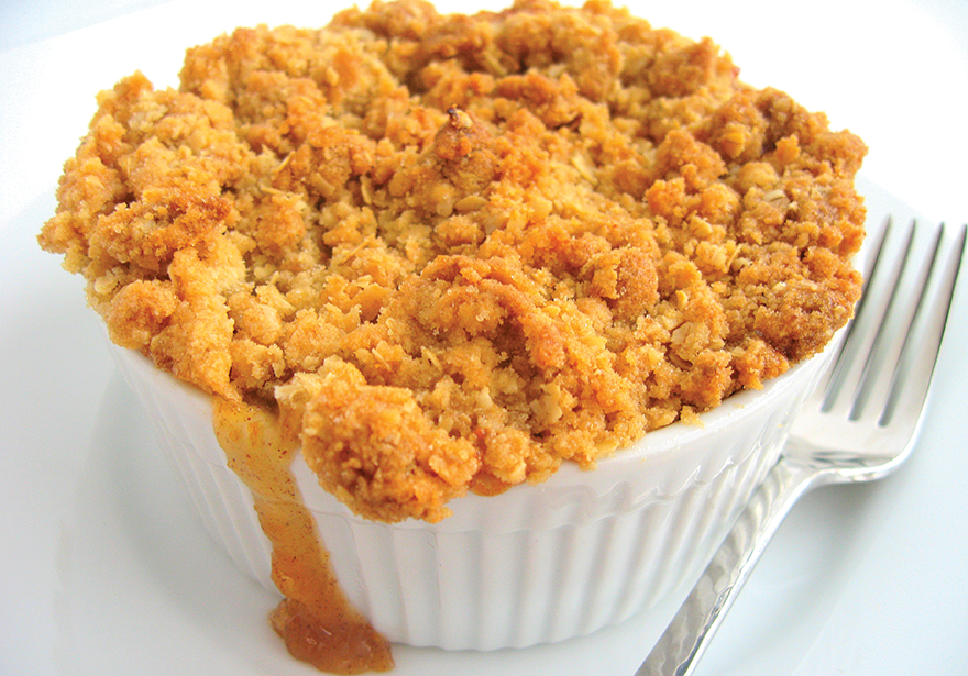 cannabis infused Canna Infused Apple Cobbler