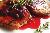 Cooking with Cannabis: Raspberry Reefer Pork Chops