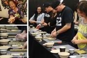Sushi & Doobie Rolling Workshop & Dinner Party