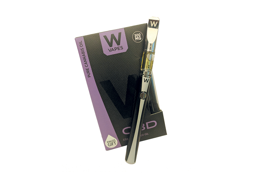 W Vapes Ringo's Gift CBD Cartridge