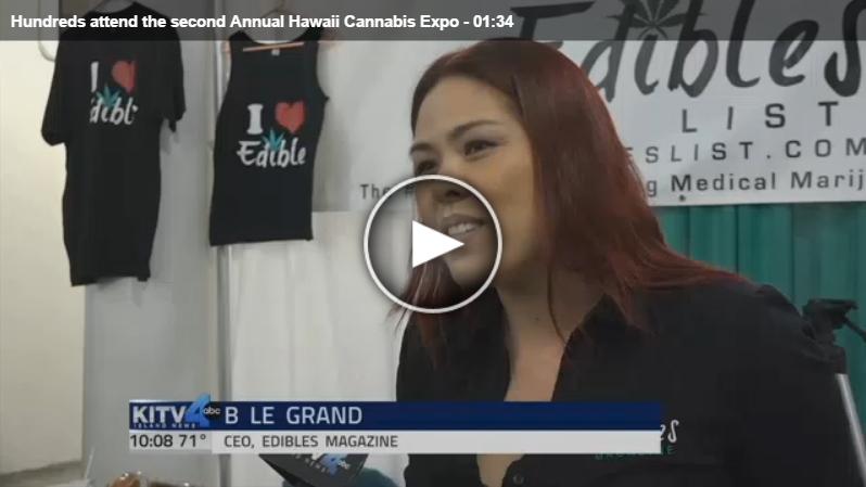 Hawaii Cannabis Expo KITV 4 ABC News