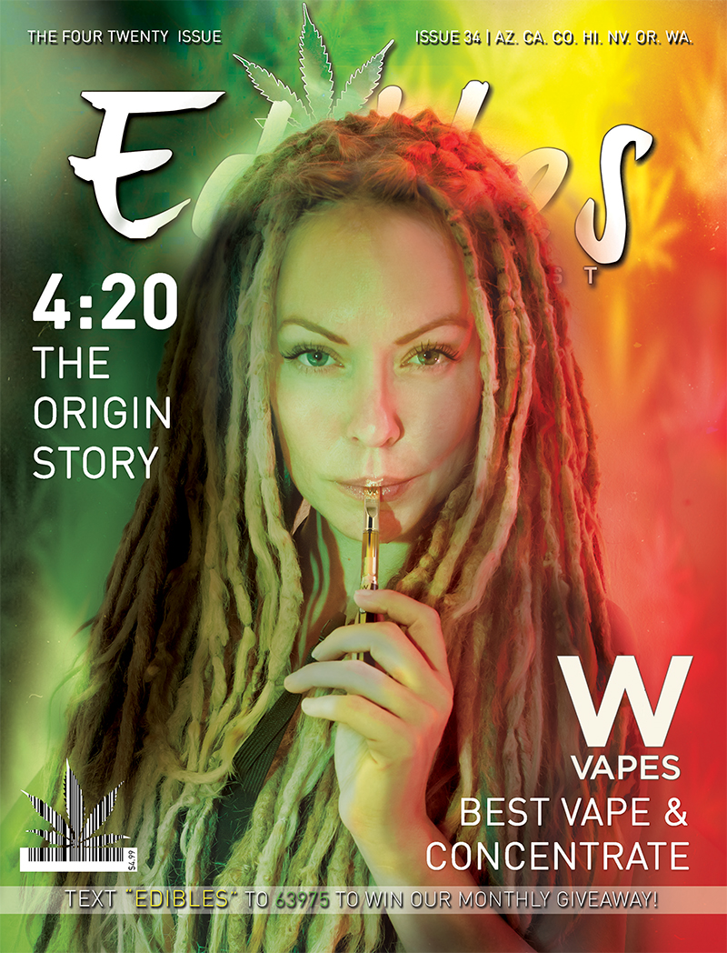 W Vapes has been healing patients and winning trophies since they launched in 2015 and two of the biggest reasons why are Jeff Nagel and Amber Lee Abbott - the cannabis power couple whose big hearts and vast knowledge have made the company what it is today.