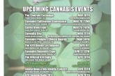 March/April Cannabis Event Guide
