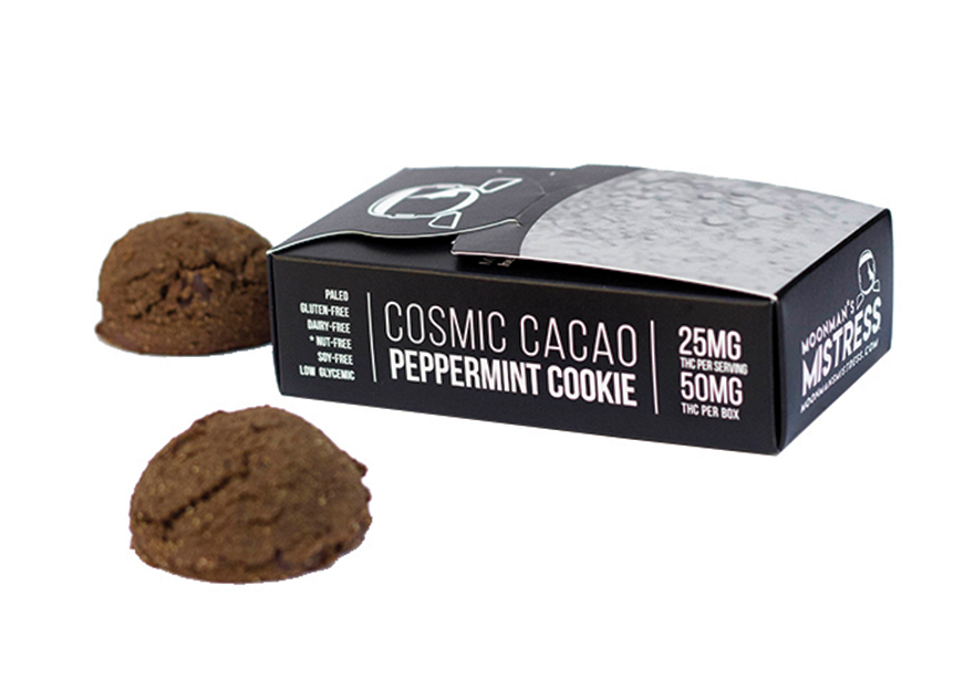 Cosmic Cacao Cookies by Moonman's Mistress