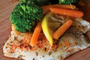 Infused Recipes: Weedy Fish in a Bag