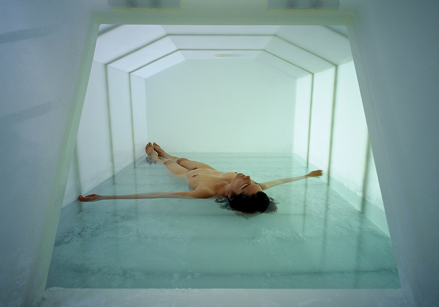 Splendid Isolation: an Elevated Experience in a Sensory Deprivation Tank