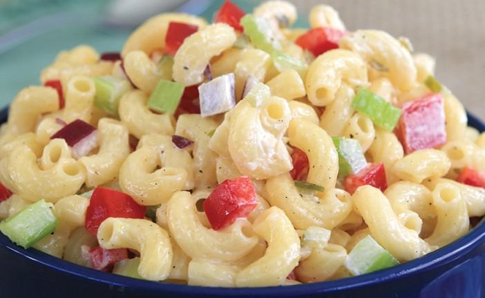 Ganja Macaroni Salad
