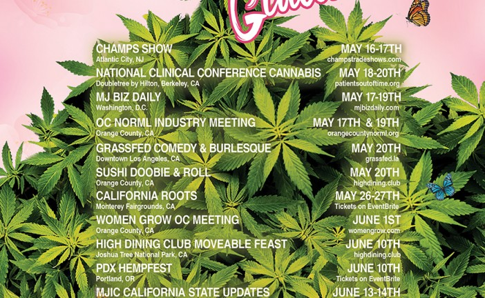May Cannabis Event Guide