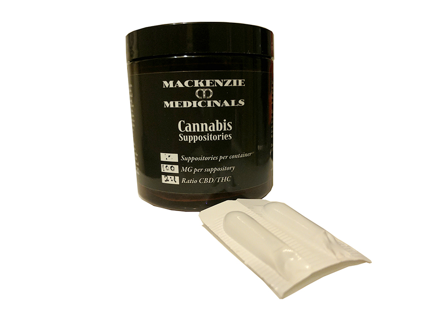 Mackenzie's Medicinals Suppositories