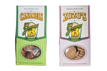 Edibles Review: Grandma's Goodies Caramels & Ginger Snaps