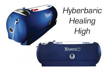 Hyperbaric Chamber: Vitaeris 320 Hyperbaric Chamber and God's Gift