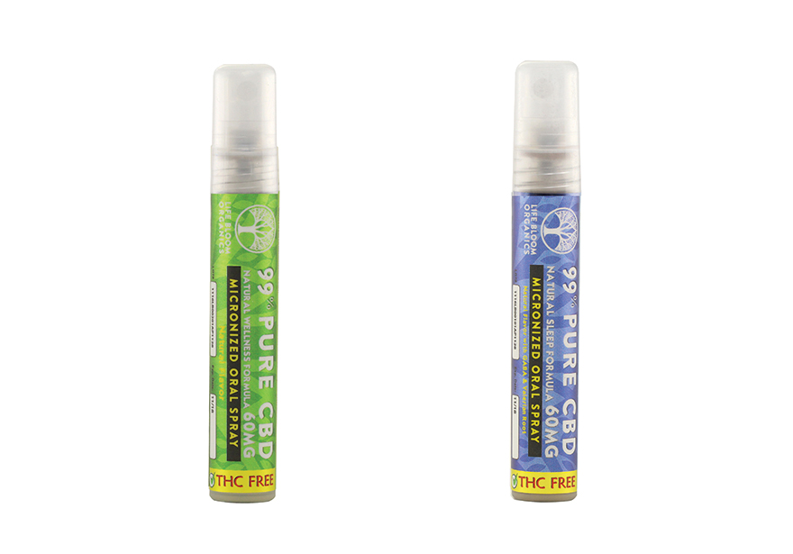 Product Review: Life Bloom Oral CBD Spray