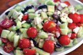 Infused Recipe: Super Medicated Greek Salad