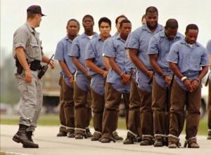 Racism-Prison