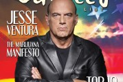 COVER STORY: Jesse Ventura – The Marijuana Manifesto