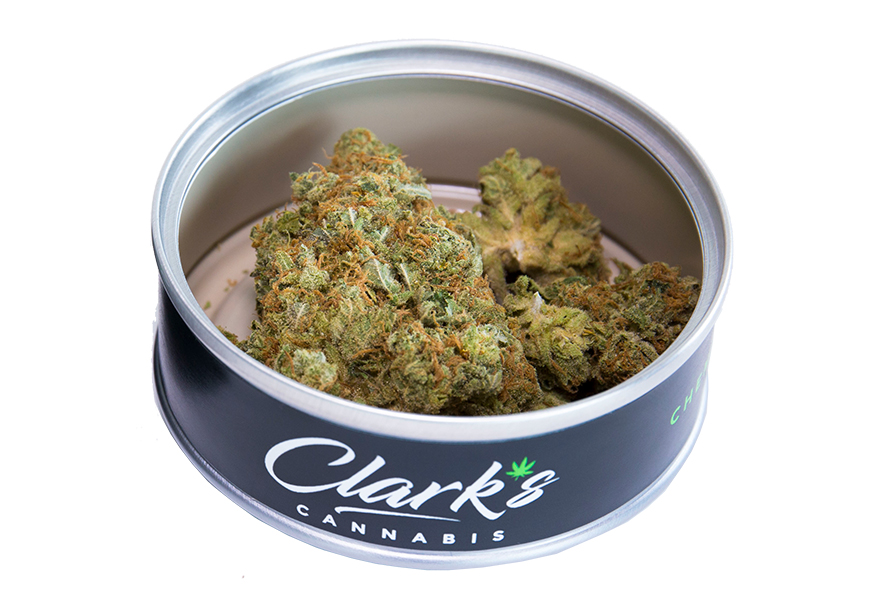 Clarks Cans Pre-Packed Cannabis Flower Product Review