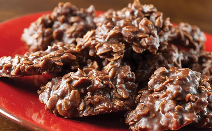 Peanut Butter-Chocolate No-Bake Buds