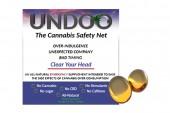 """UNDOO """"The Cannabis Safety Net"""" Capsule, Unhaze the Blaze"""