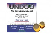 "UNDOO ""The Cannabis Safety Net"" Capsule, Unhaze the Blaze"