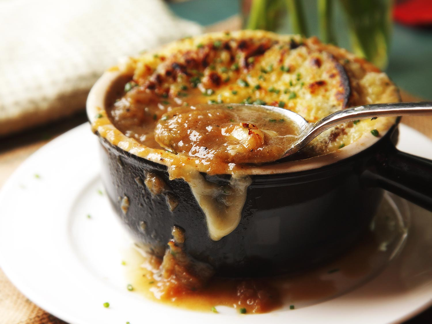 French Onion Stardust Soup