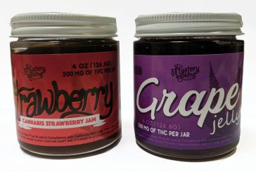 Mystery Baking Co. Strawberry and Grape Jelly