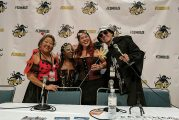 Edibles List Magazine at Stan Lee's Comic Con 2017